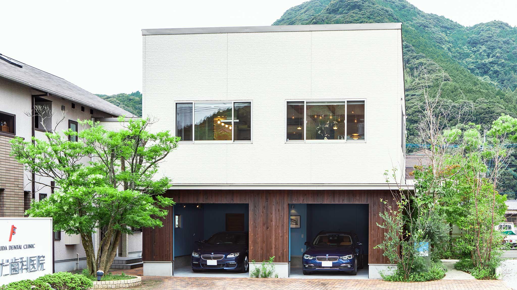 福田邸(別棟)