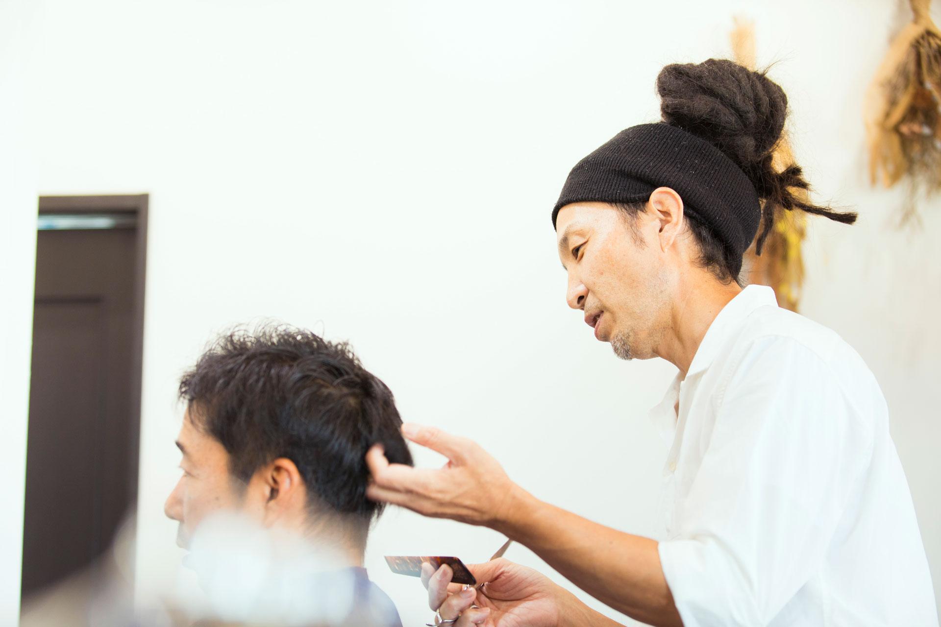 米田理髪店