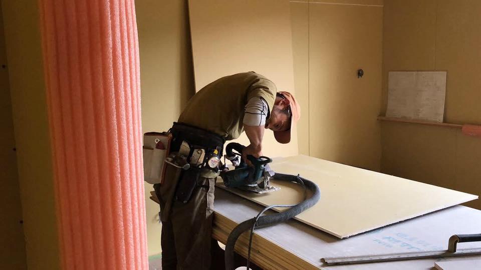 嬉野温泉 旅館大村屋様の改装工事
