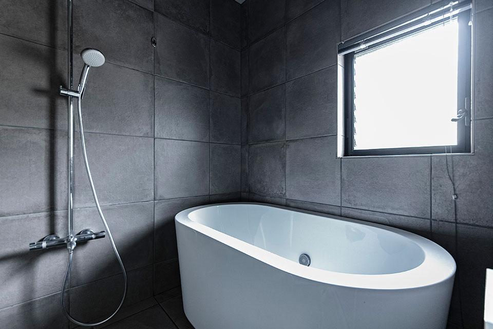 株式会社里山建築 山脇様邸 浴室