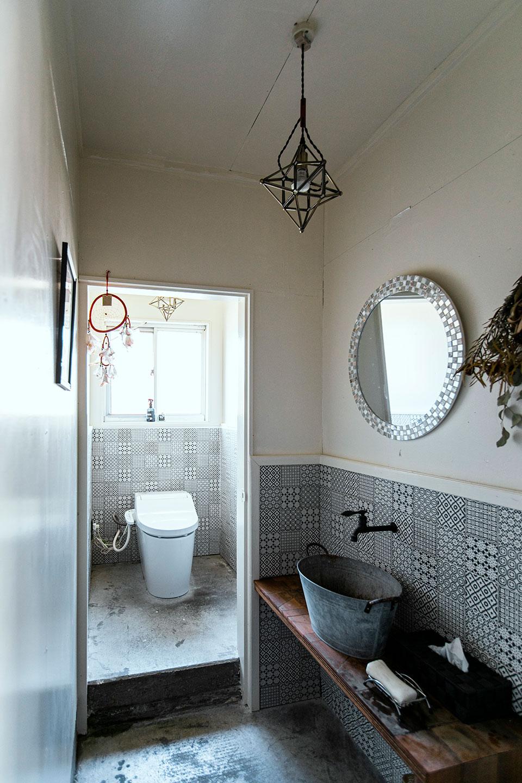 スパローズ 洗面所スペース