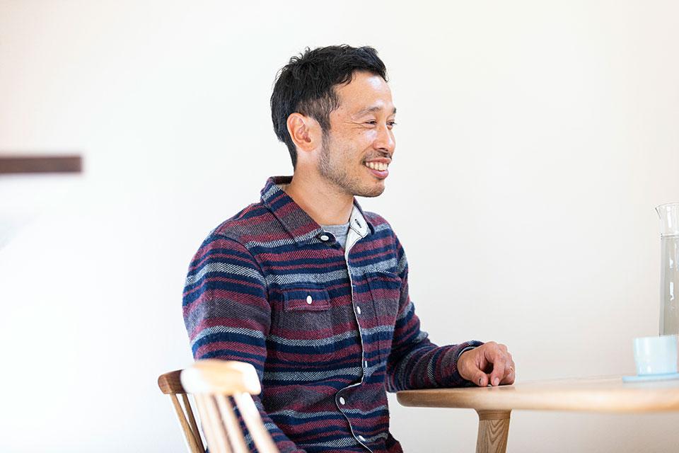 東島寿仁さん 里山建築 お客様インタビュー